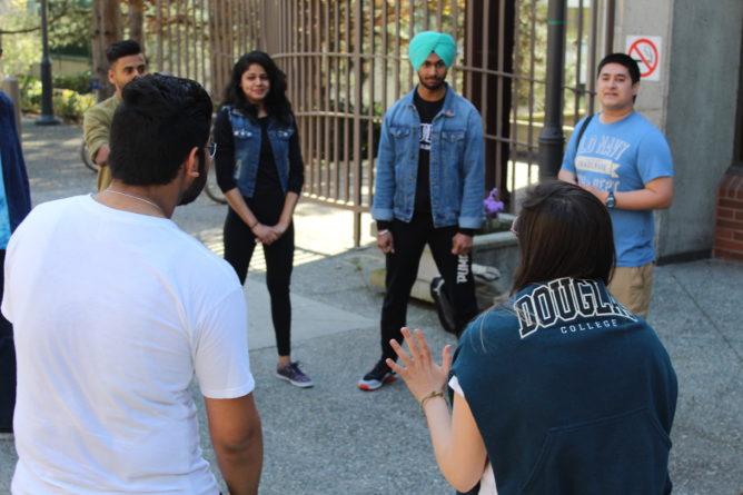 Douglas Students' Union (DSU)
